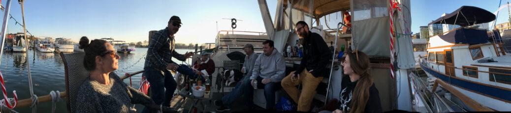 boatlife, gangplank,