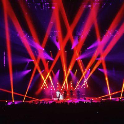Anthem, live music