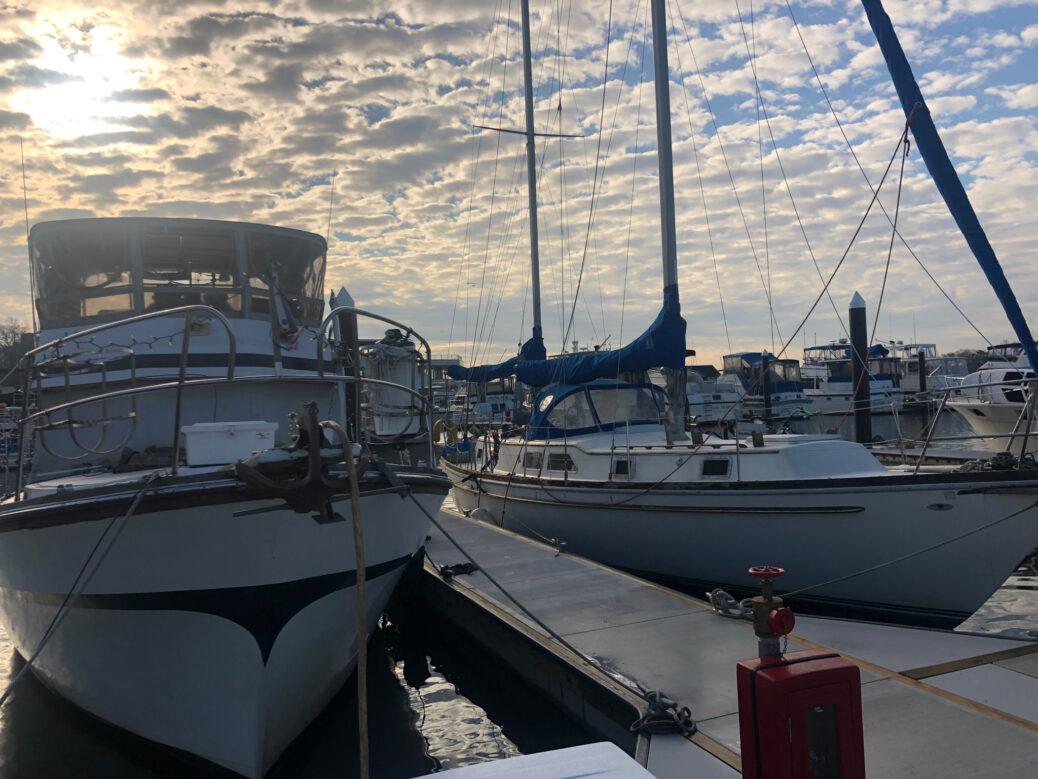 boatlife, gangplank