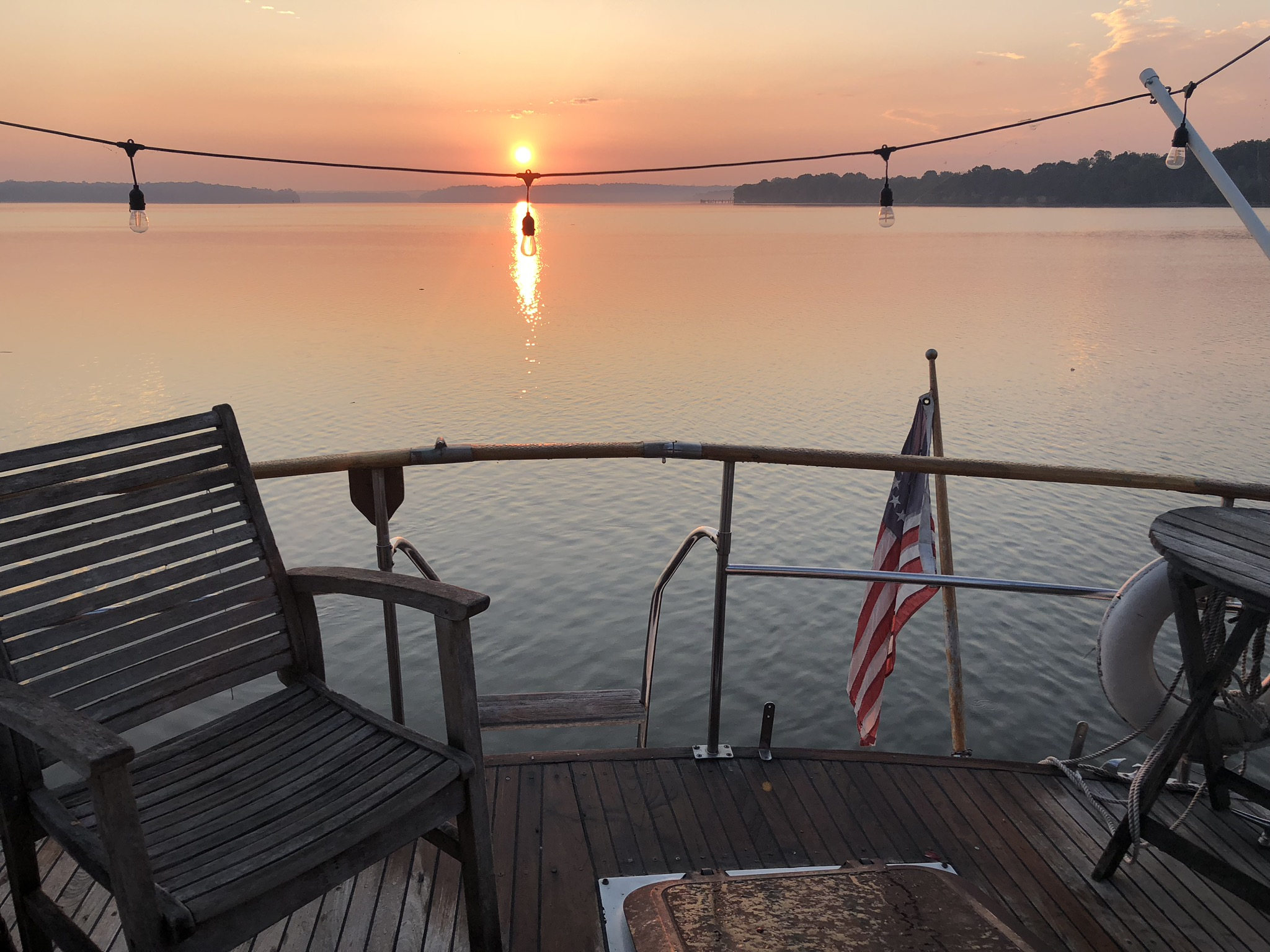 Boatlife sunset
