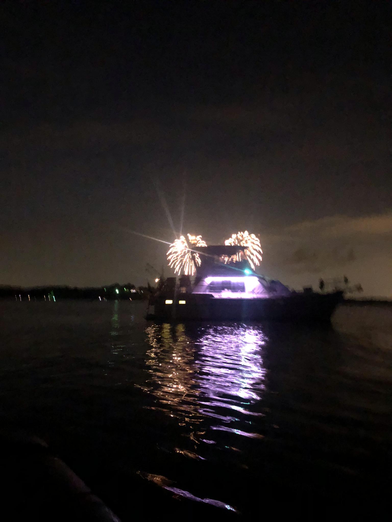 boatlife fireworks