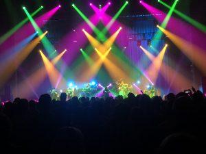 live music, wharf, Anthem