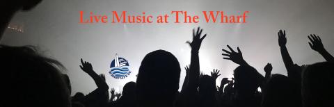 Live Music Calendar at Wharf DC Sept. 10-14, 2019