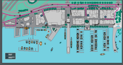 If You Must Drive to Wharf DC – Here are Your Parking Options