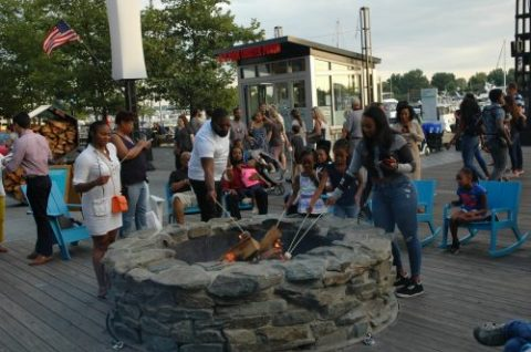 Getting S'More from your visit to The Wharf DC