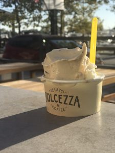 Dolcezza Gelato at The DC Wharf for Sweet and Savory Tastes