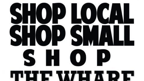 Shop Local, Shop Small, Shop The Wharf video