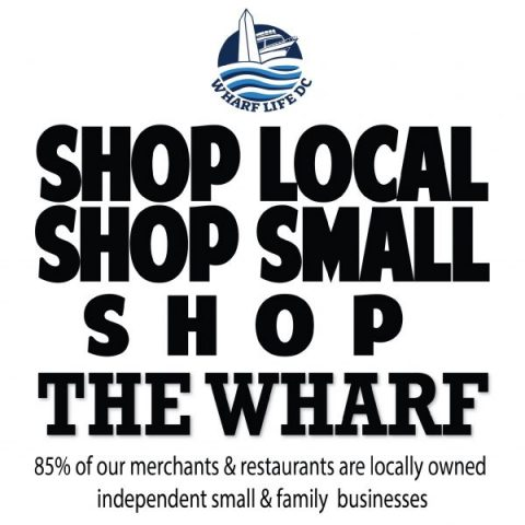 Shop Local, Shop Small, Shop The Wharf video