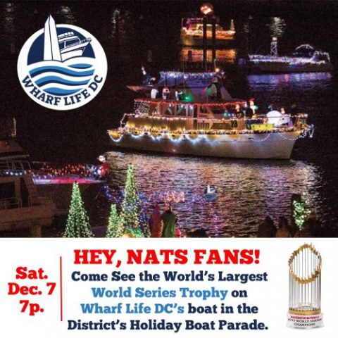 Parade of Lights at DC Wharf Promises Fun and Fireworks for the Whole Family