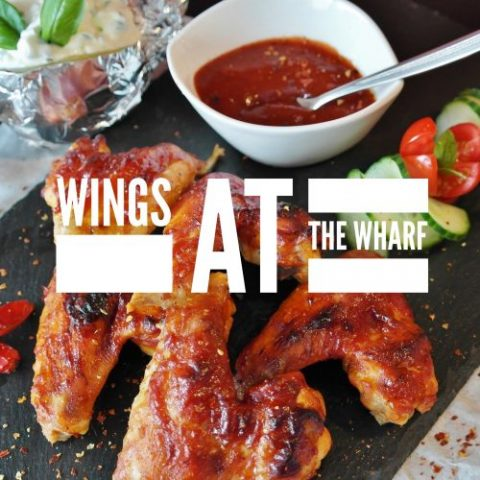 Wings of The DC Wharf!