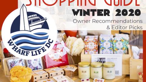 DC Wharf Winter Shopping Guide
