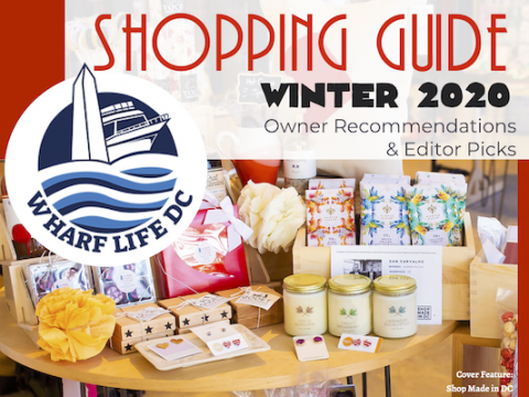 DC Wharf Winter Shopping Guide