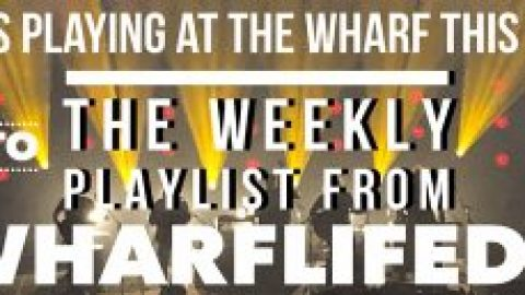 "Introducing ""The Weekly Playlist by Wharf Life DC"""