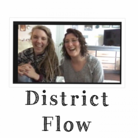 District Flow Yoga Has Advice for How to Manage Stress During Quarantine