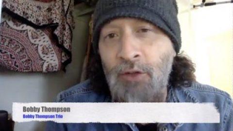 Wharf Life During Quarantine Featuring Musician Bobby Thompson