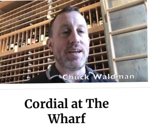 Wharf Life During Quarantine Featuring Chuck Waldman of Cordial at The Wharf