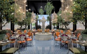 New Mediterranean Restaurant Set to Open at District Wharf